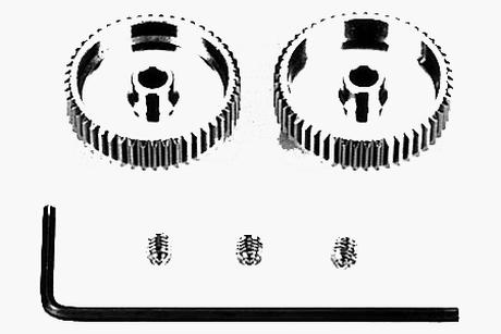 Rc 0.4 Pinion Gear (48T, 49T)