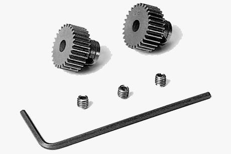 Rc 0.4 Steel Pinion Gears