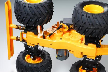 Rc 1/24 Heavy Dump Truck