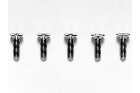 Rc 3X10Mm Csunk Hex Head Screw