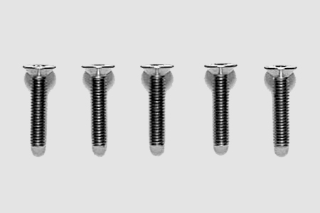 Rc 3X14Mm Csunk Hex Head Screw
