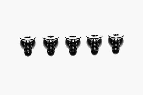 Rc 3X6Mm Titan Cs Hex Screw
