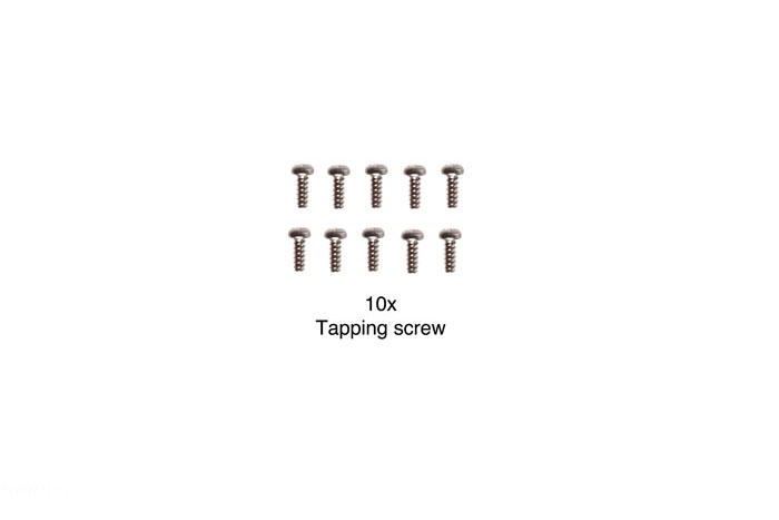Rc 3X8Mm Tapping Screw: 58271