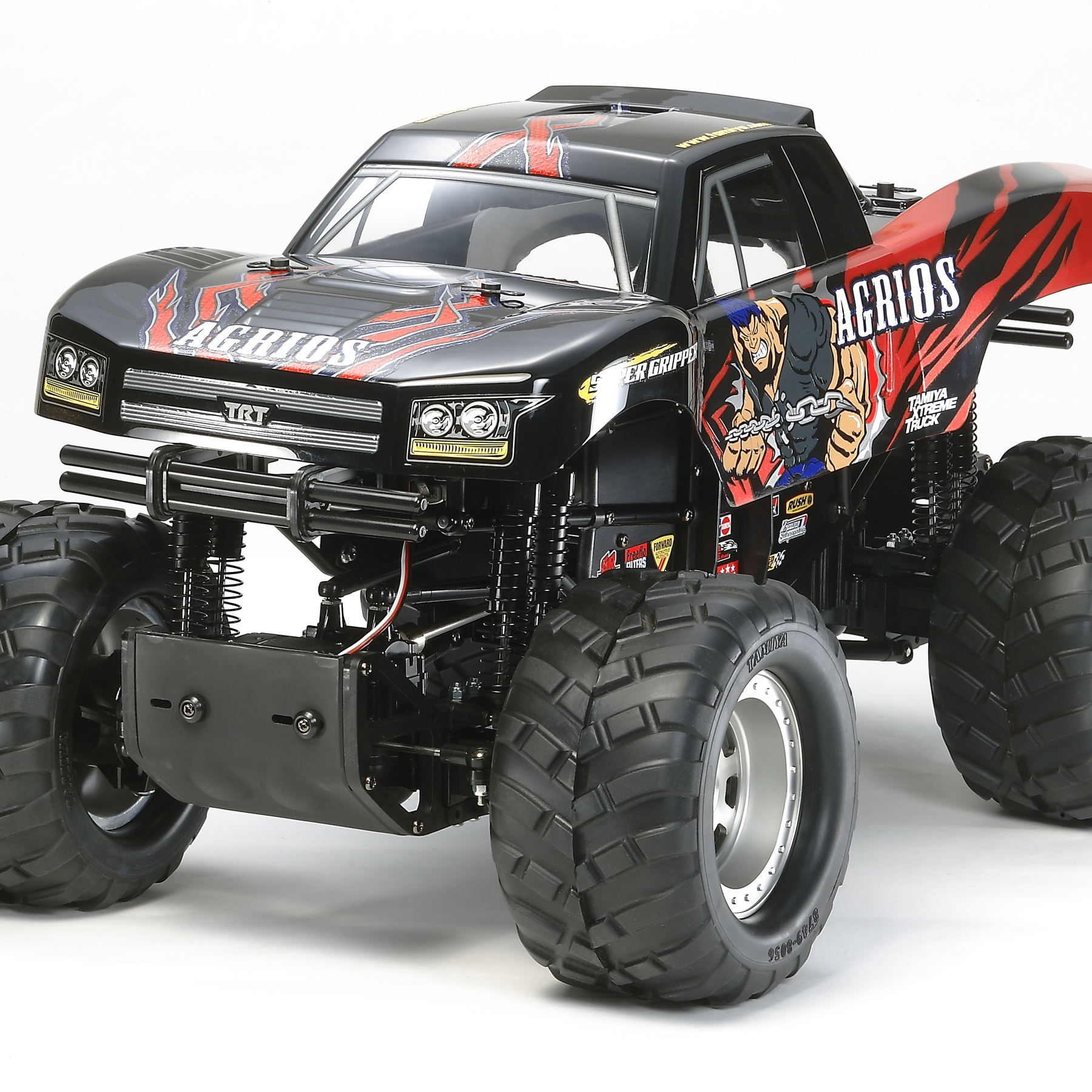 Rc Agrios 4X4 Monster Truck