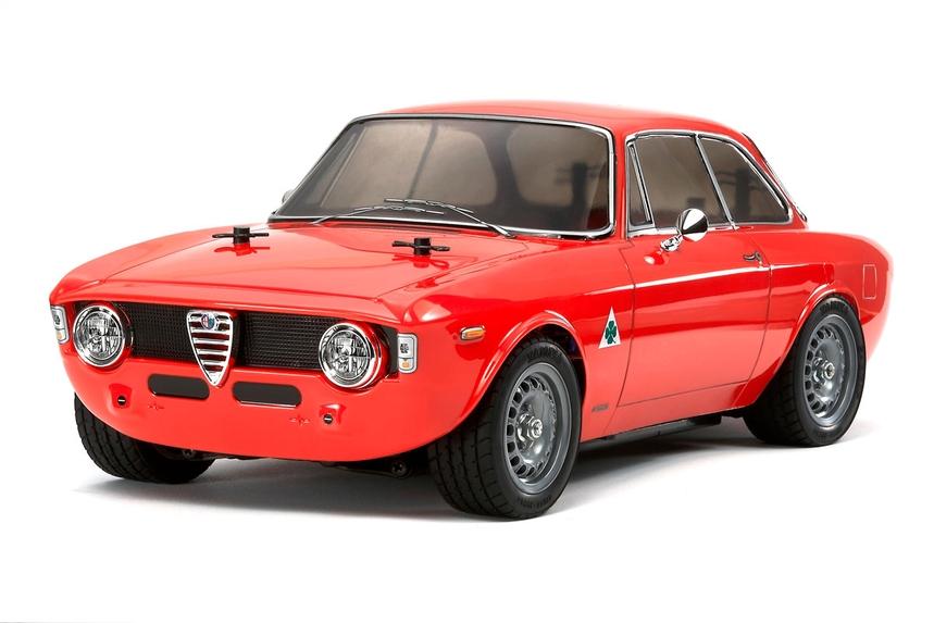 Alfa Romeo Models >> Rc Alfa Romeo Giulia Sprint