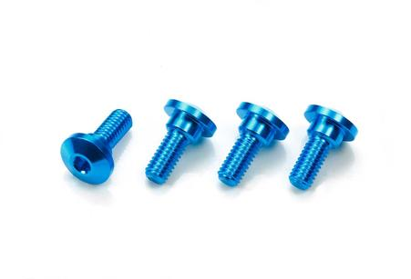 Rc Aluminum Servo Step Screws