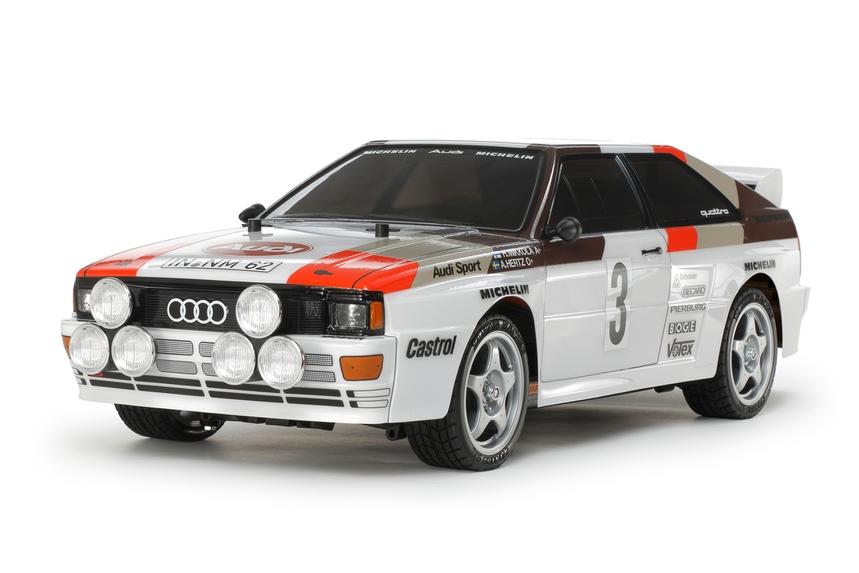 Rc Audi Quattro A2