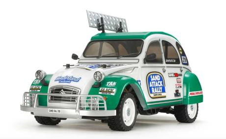 Rc Citroen 2Cv Rally