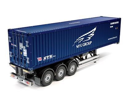 Rc Container Trailer Nyk