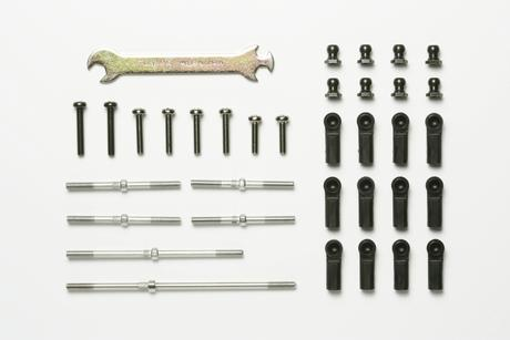 Rc Dt-02 Turnbuckle Set