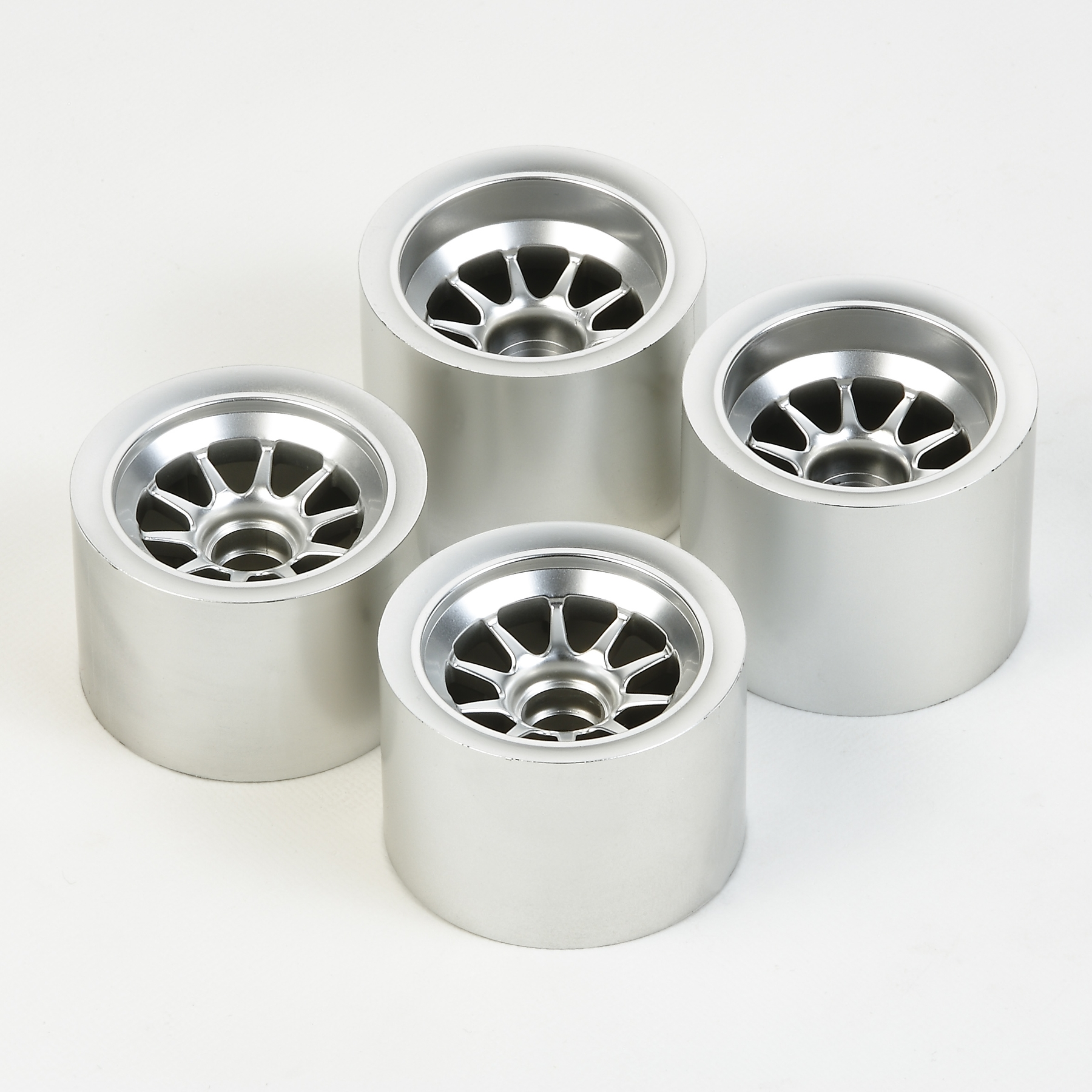 Rc F104 Metal Plated Wheels