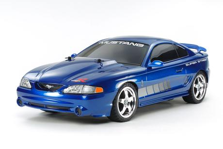 Rc Ford Mustang Cobra R 1995