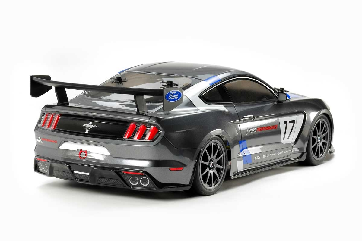 Rc Ford Mustang Gt4