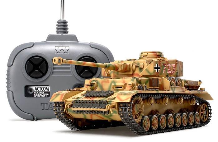 Rc German Panzerkampfwagen Iv