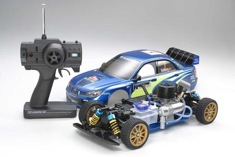 Rc Gp Rtr Impreza Wrc Mc '07