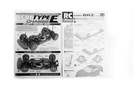 Rc Instructions: 58402