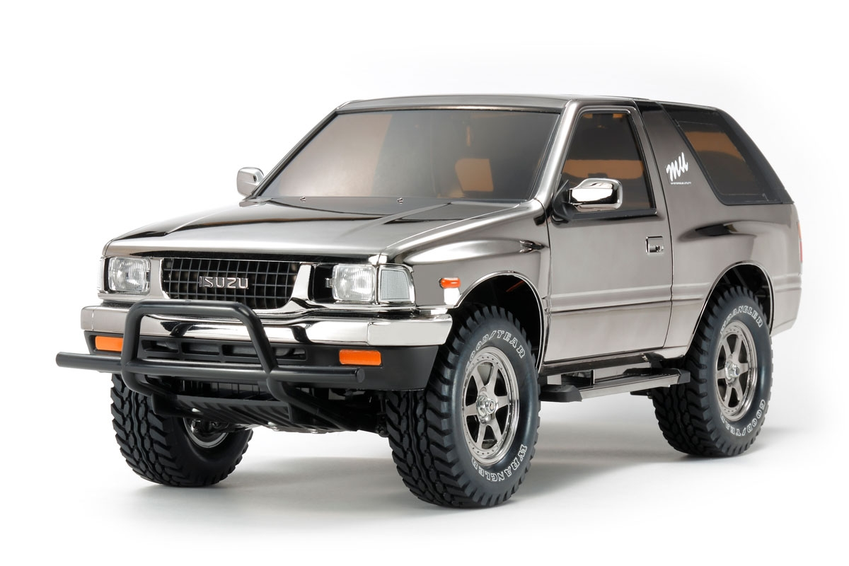 Rc Isuzu Mu Type X