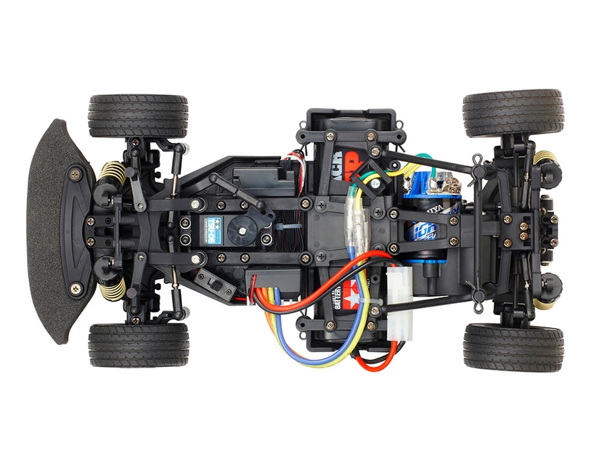 Rc M08 Chassis Kit