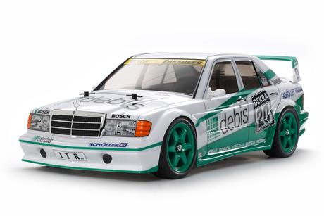 "Rc Mercedes-Benz 190E ""Debis"""
