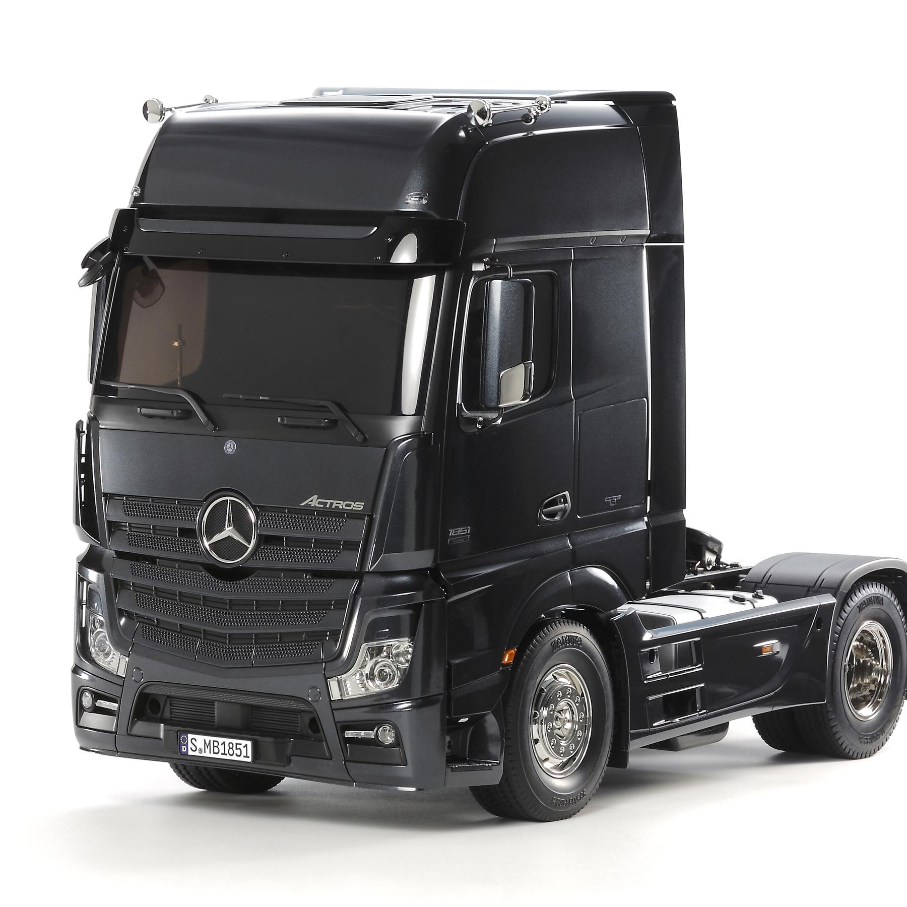 Rc Mercedes-Benz Actros
