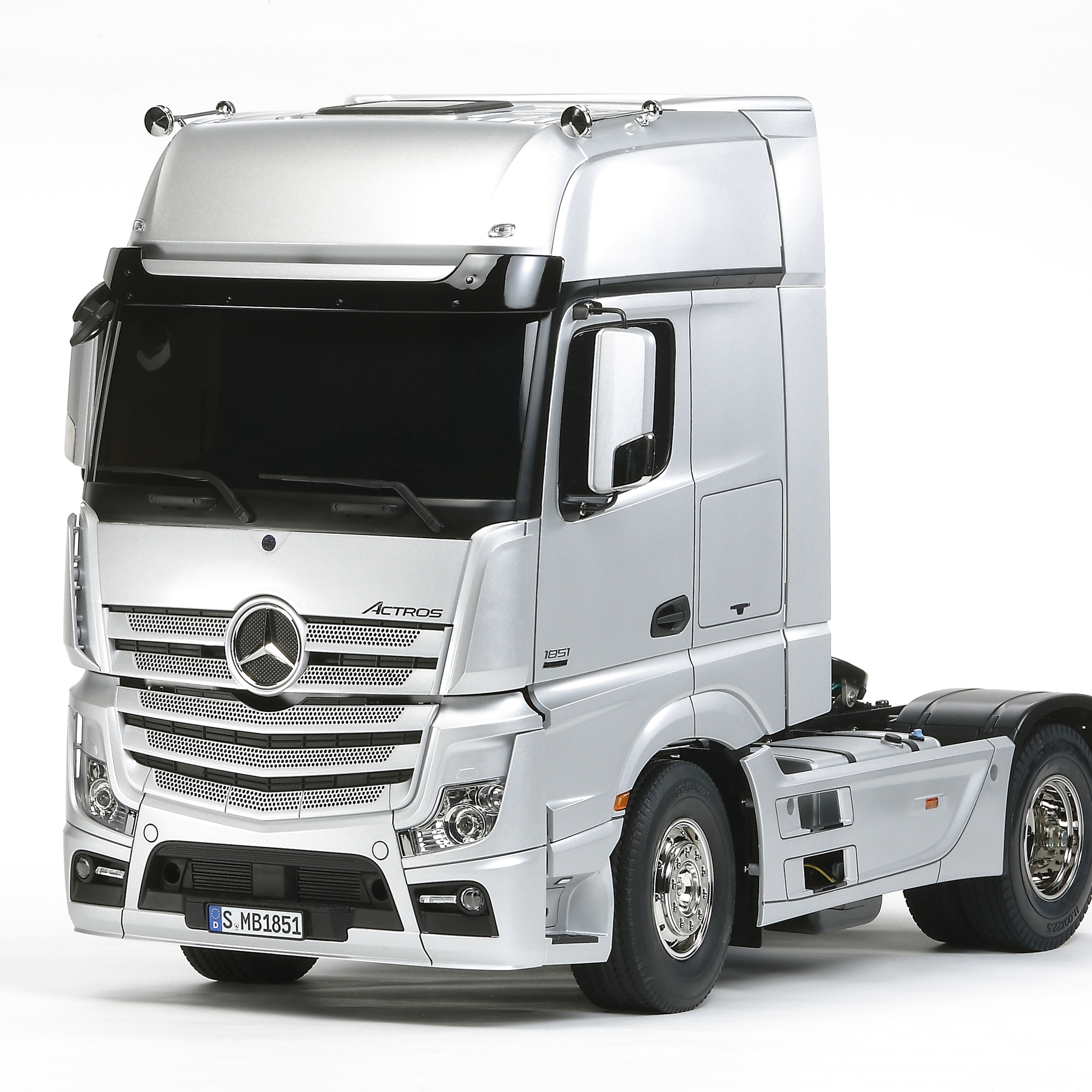 Rc Mercedes-Benz Actros