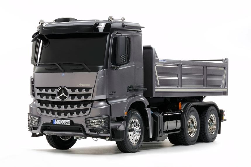 Rc Mercedes Benz Arocs 3348