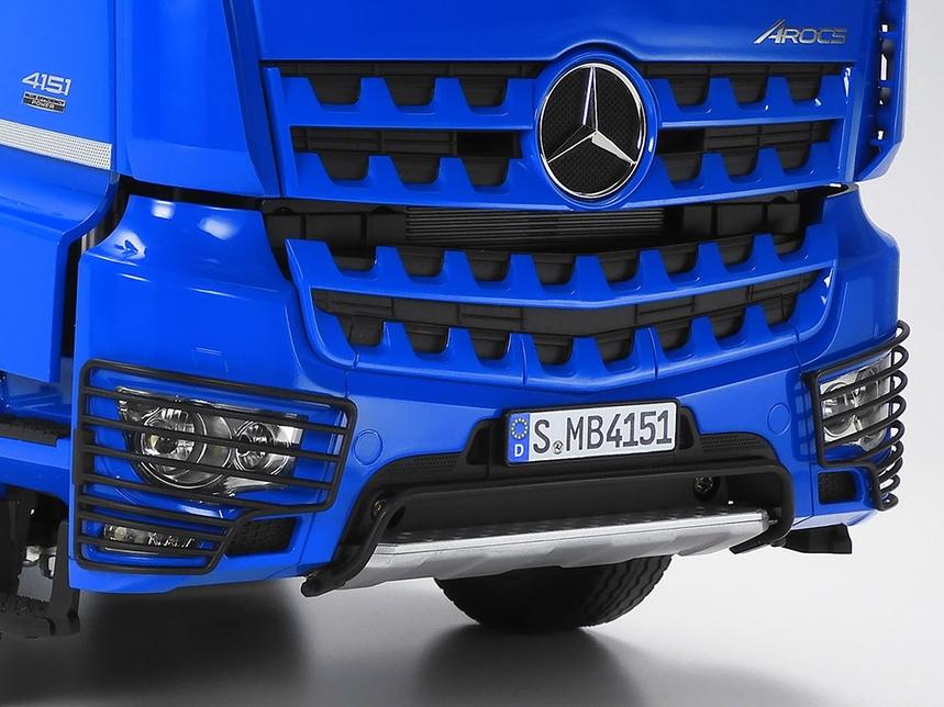 Rc Mercedes Benz Arocs 4151