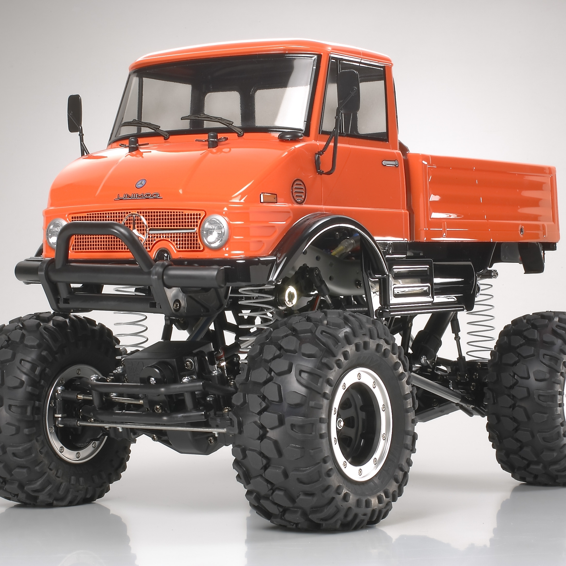 Mercedes Benz Unimog >> Rc Mercedes Benz Unimog 406