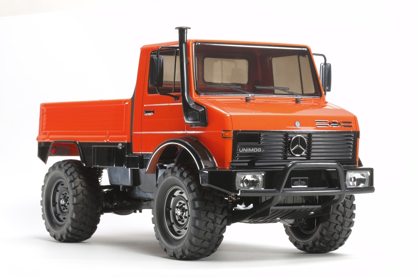 Mercedes Benz Unimog >> Rc Mercedes Benz Unimog 425