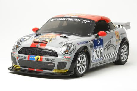 Rc Mini Jcw Coupe