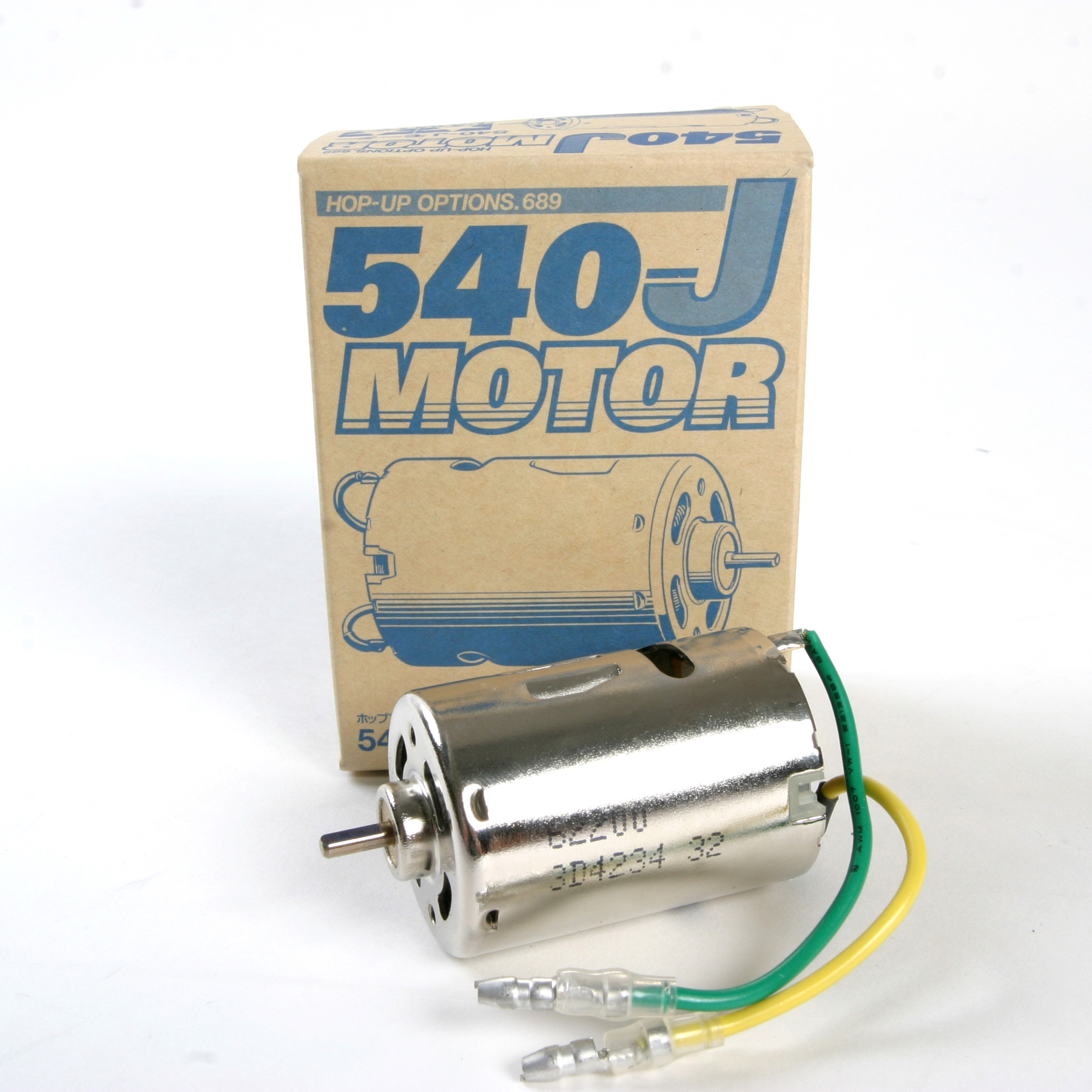 Rc Motor 27T Brushed 540