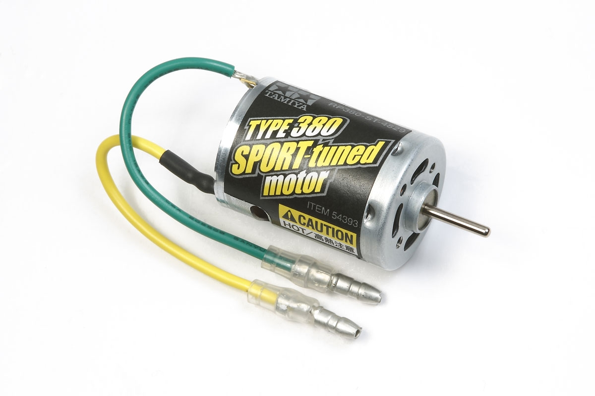 Rc Motor 29T Brushed 380