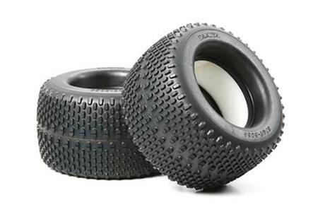 Rc Oval Spike Tires (150/80)