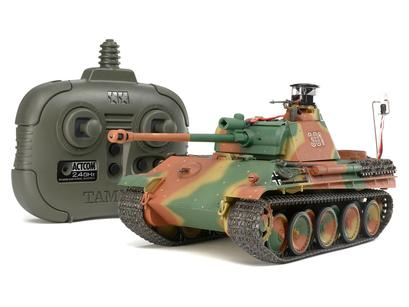 Rc Panther Type G Late Prod