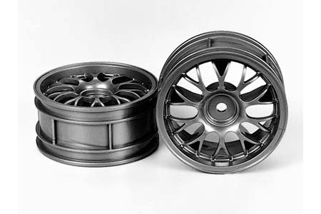 Rc Porsche 911 Front Wheels