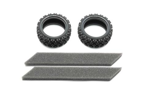 Rc Rally Block Tires