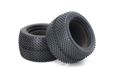 Rc Rear Wide Pin Spike Tires