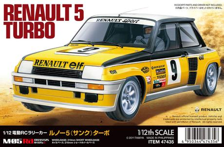 Rc Renault 5 Turbo Rally