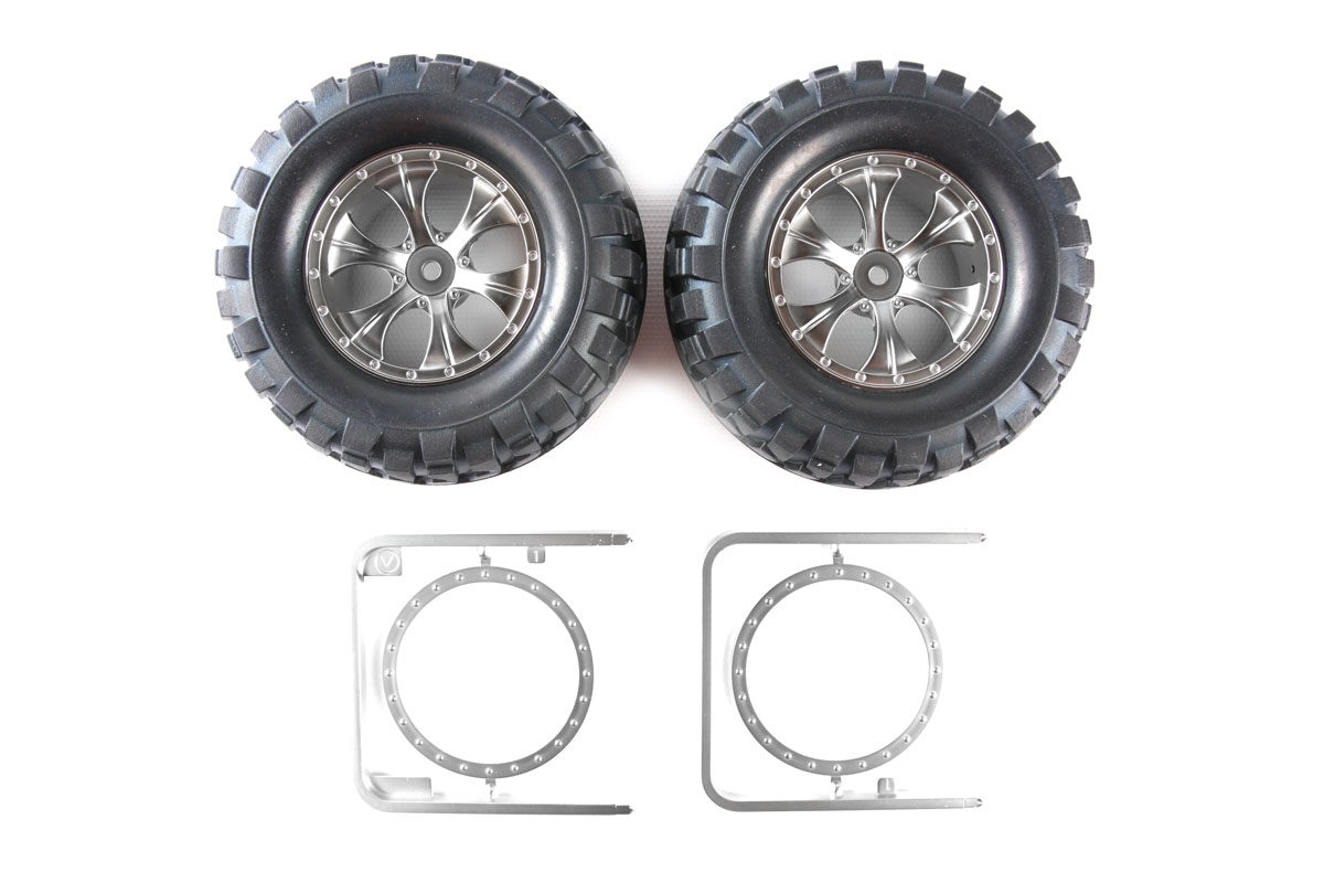 Rc Rock Block Tires