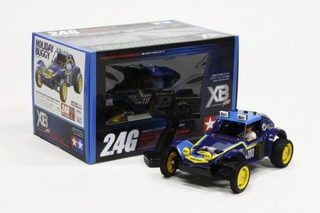 Rc Rtr Holiday Buggy