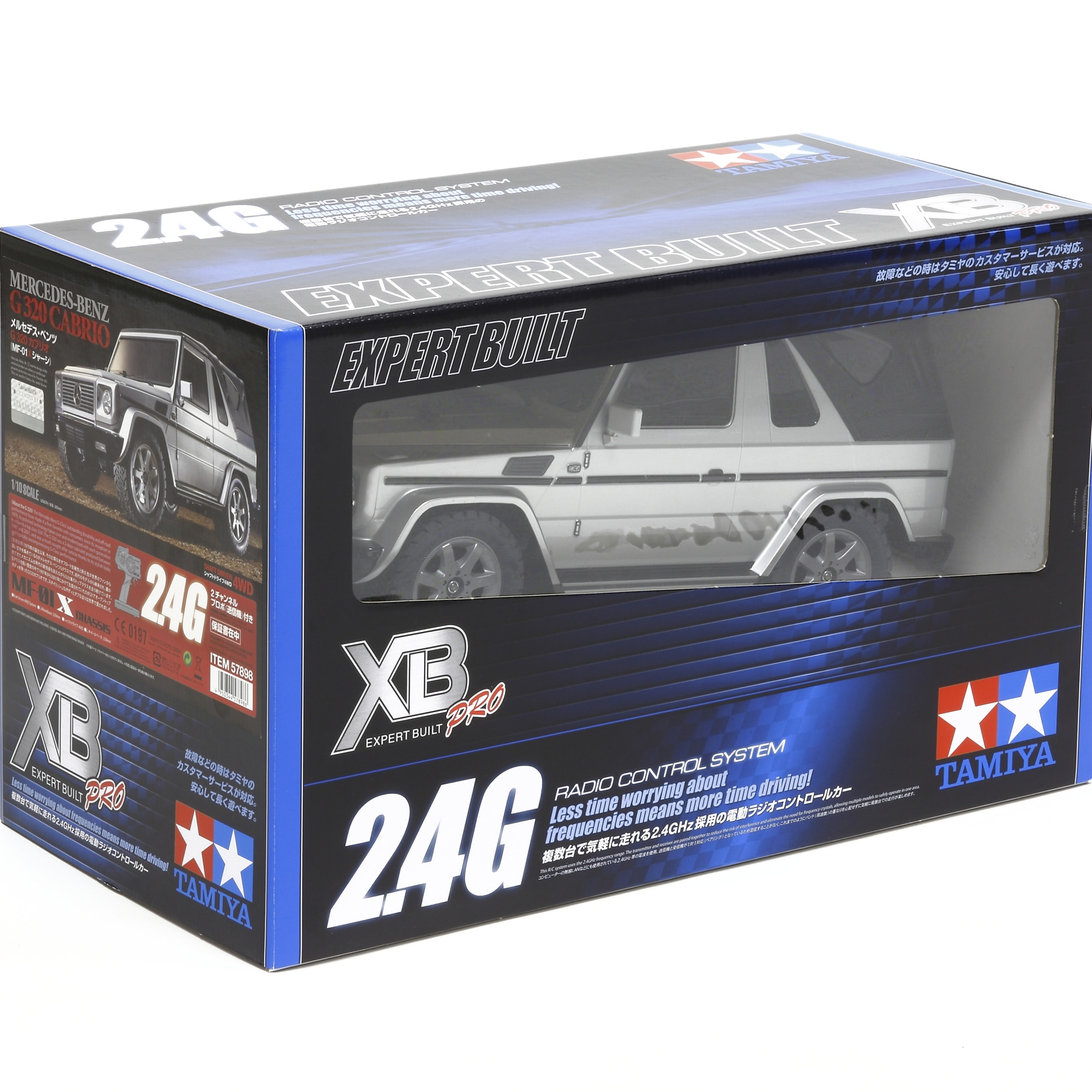 Rc Rtr Mercedes-Benz G 320