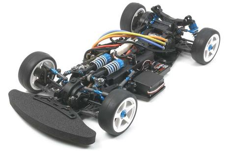 Rc Ta06 Pro Chassis Kit