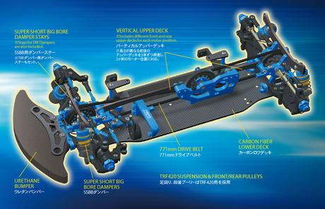 Rc Ta07 Msx Chassis Kit