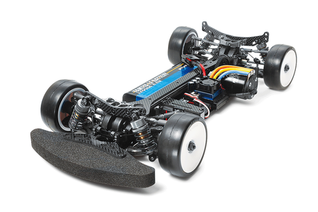 Rc Tb Evo.6 Chassis Kit