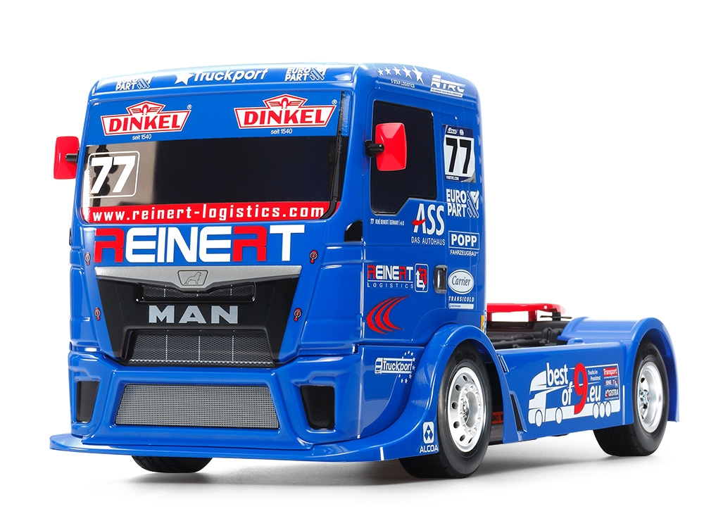 Rc Team Reinert Racing Man Tgs