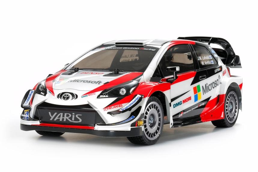 Rc Toyota Gazoo Racing Wrt