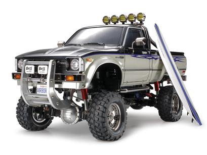 Rc Toyota Hilux High Lift