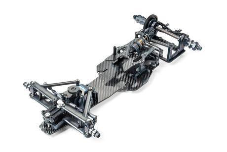 Rc Trf102 Chassis Kit