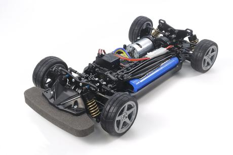 Rc Tt-02 Type S Chassis Kit