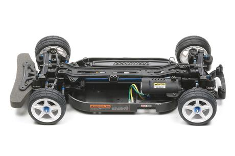 Rc Tt01R Type E Chassis